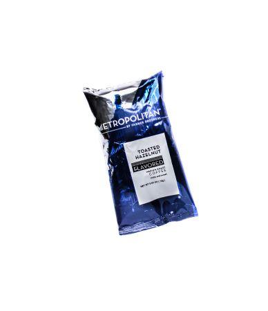 Metropolitan Toasted Hazelnut Flavored Coffee - 2.5 oz. packs