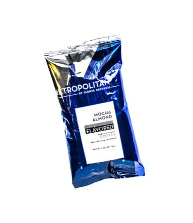 Metropolitan Mocha Almond Coffee - 2.5 oz. packs