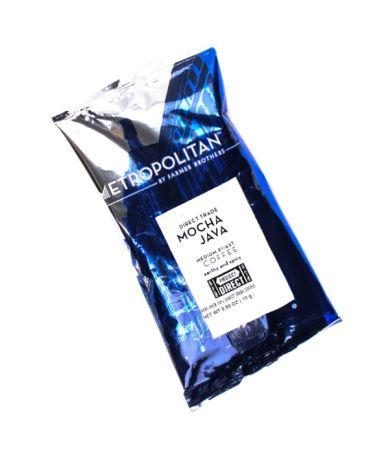 Metropolitan Mocha Java – Direct Trade - 2.5 oz packs