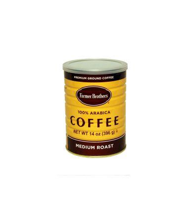Arabica Coffee 14 oz. Can
