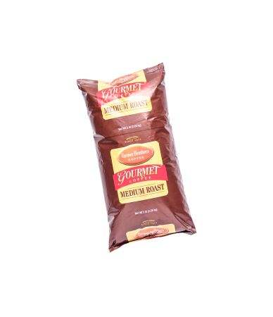 Medium Roast Ground Coffee (5 lb. bag)