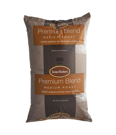 100% Arabica Medium Roast Premium Blend