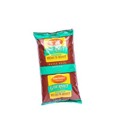 Decaf Medium Roast Whole Bean (4 lb. bag)