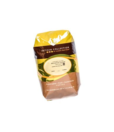 Artisan Collection Breakfast Blend Whole Bean - 5 lb.