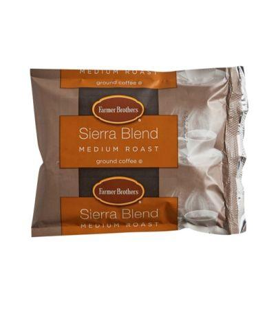 Medium Roast Ground Coffee - 2 oz. portion packs (case of 80)