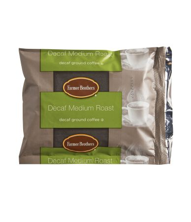 Decaf Medium Roast - 2 oz. packs (case of 40)